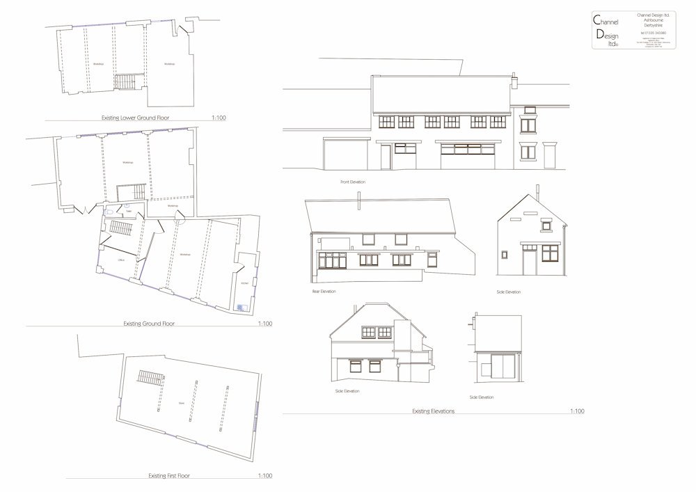 02-Existing-Plans-and-Elevations